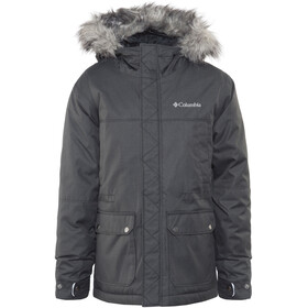 Columbia Snowfield Jacket Boys Black Heather
